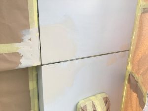 During Paint