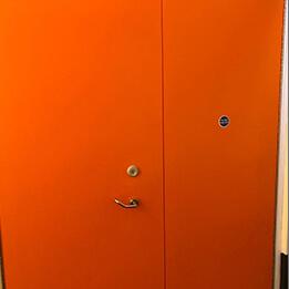 after internal doors