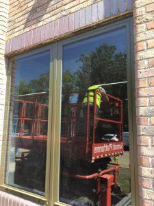 exterior photo of window