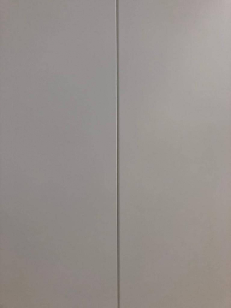 white panel repair