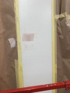 eye level cladding panel repair