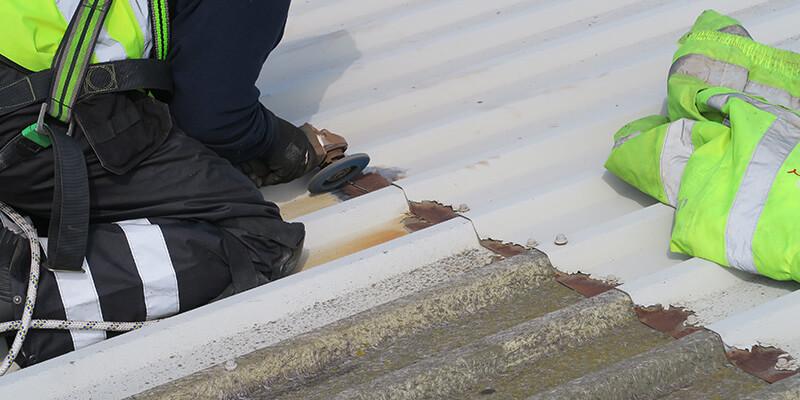 Repairing Cut Edge Corrosion