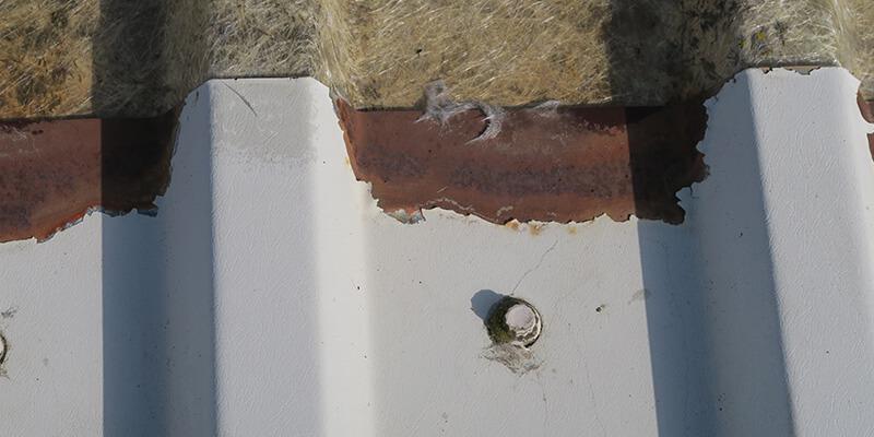 Severe Cut Edge Corrosion