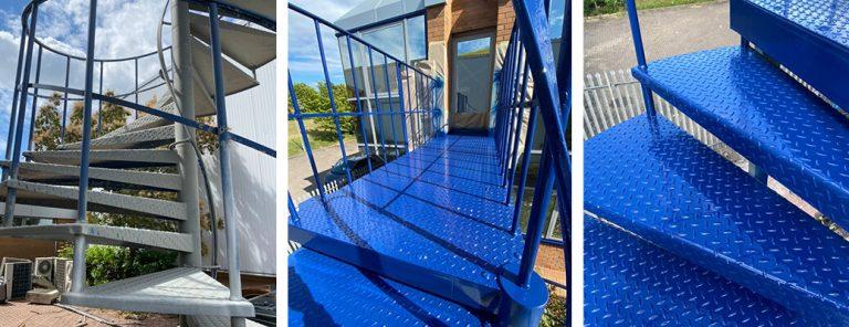Respraying Exterior – Winterhill, Milton Keynes