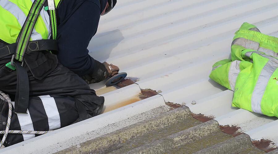 Cut Edge Corrosion Repairs