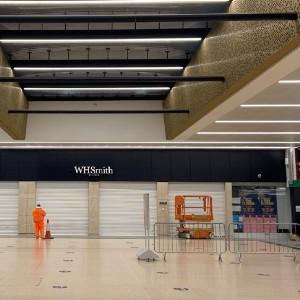 Leeds Station After