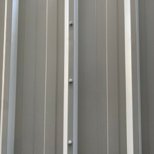 Poole Cladding After