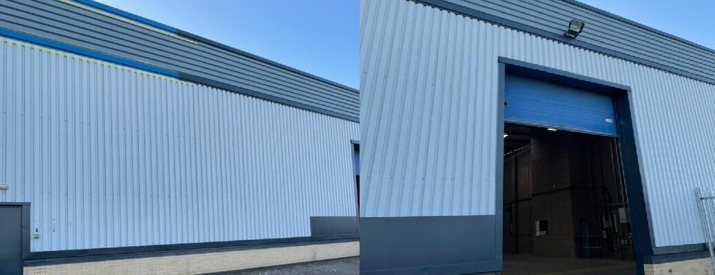 External Spraying Of Full Property & Internal Doors – Rugby