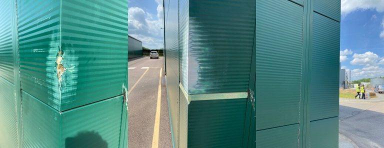 Low Level Corner Profile Repair – Norfolk