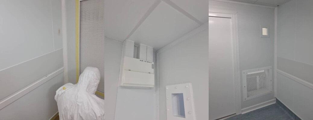 Internal Hygiene Panel Spray – Leicester