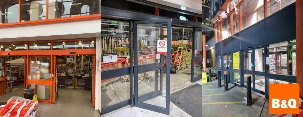 Full Building Works – B&Q, Chingford