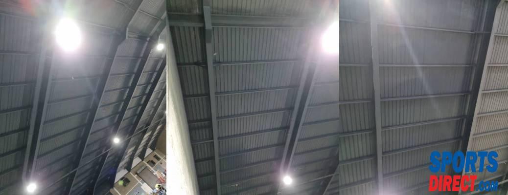 Spraying Of New Sports Direct Store – Cheshunt